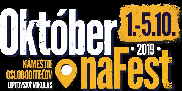 logo oktober naFest 2019